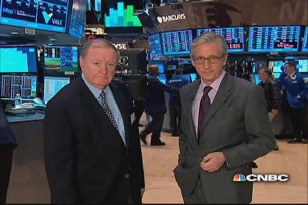 90 Seconds with Art Cashin: 10-year yield creeps up