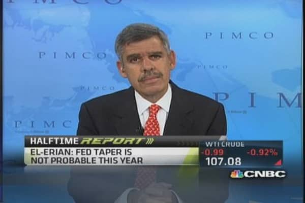 'Lots of opportunities' in market: Pimco CEO