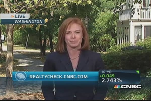 Mortgage rates lower