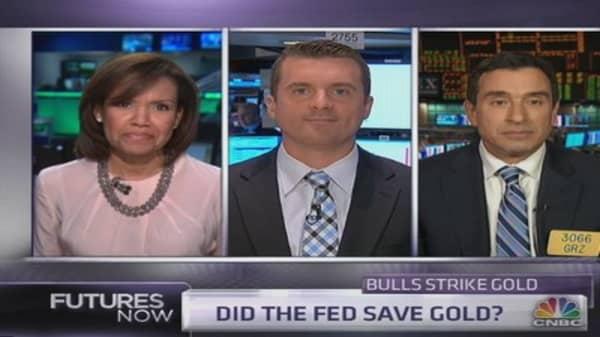 Trader turns bullish on gold
