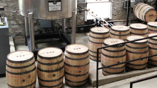 10 Things You Didnt Know About Kentucky Bourbon