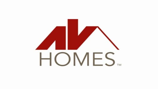 AV Homes, Inc. Logo