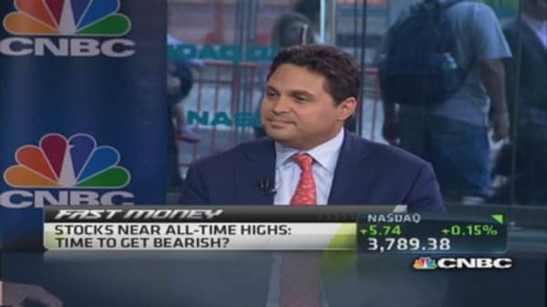 We don't see more market oomph: Bear