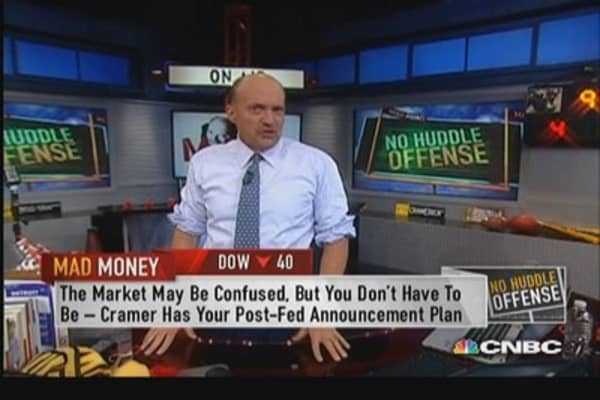 No Huddle Offense: Your post-Fed plan