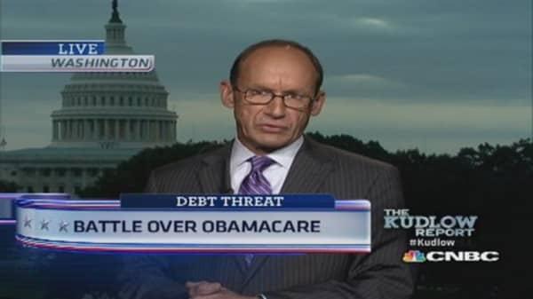 Battle over Obamacare