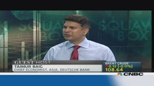 Fed blinked at the last minute: Taimur Baig