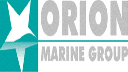 Orion Marine Group, Inc. Logo