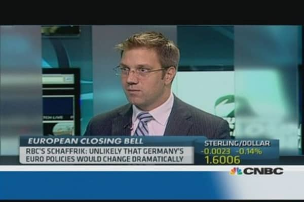 Uncertainty may loom for Germany