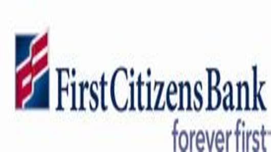 First Citizens Bank Forever First logo