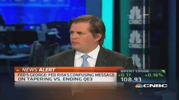 Newfleet's Albrycht: High-yield market makes sense