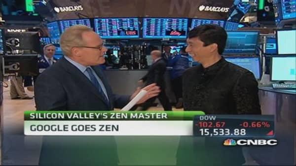Silicon Valley's 'zen master'