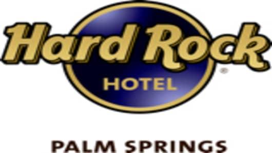 Hard Rock Hotel Palm Springs Logo