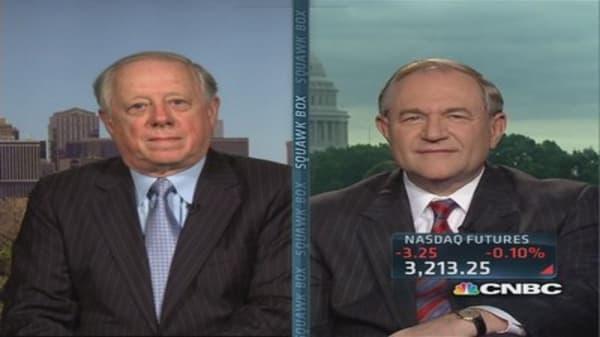 Debating the debt threat