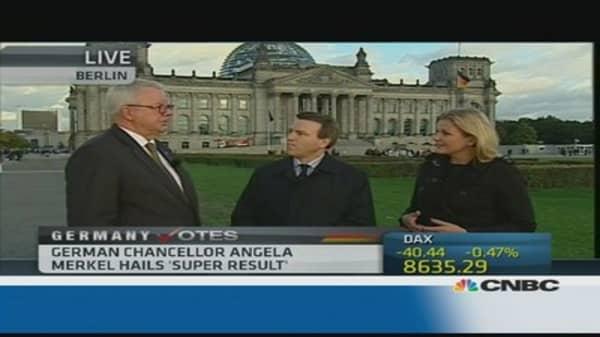 Greens have 'funny ideas': CDU deputy chair