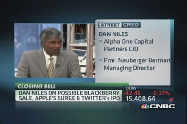 BlackBerry shareholders should be thrilled: Pro