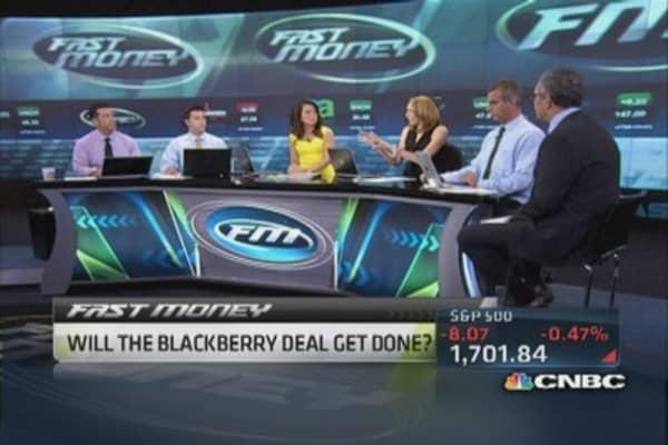 Will the BlackBerry deal happen?