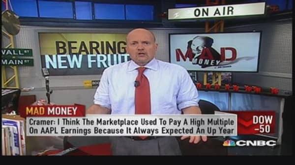 Not all stocks trade on earnings: Cramer
