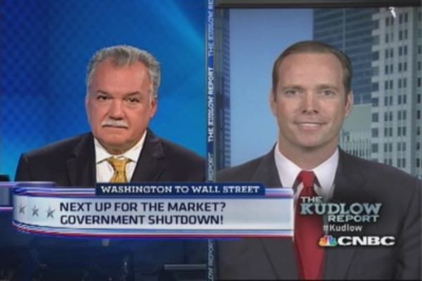 Government shutdown & your investments