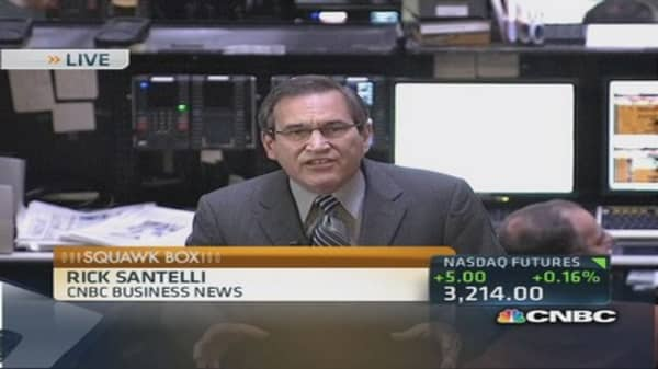 Santelli praises Sen. Cruz for not being 'Borg'