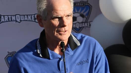 Chuck Reed, mayor of San Jose, Calif.
