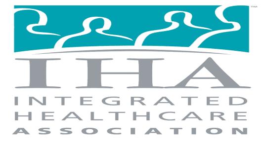 Integrated Healthcare Association logo