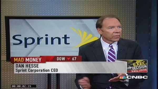 Sprint CEO: Running short on iPhone 5s supply