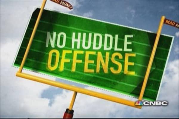 No Huddle Offense: Takeover talk?