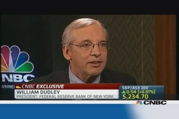Dudley: Tapering independent of rates decision