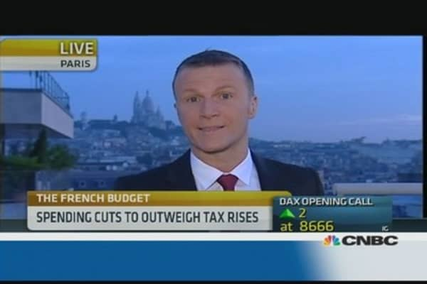 France to cut spending, but will it be enough?