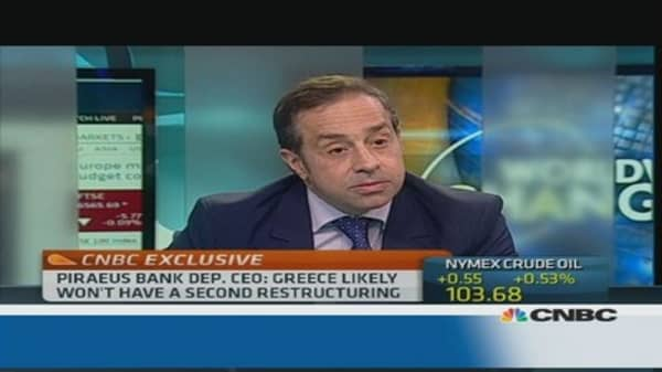 Piraeus CEO: the situation remains 'ugly'