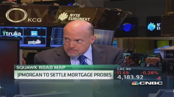 JPM to settle mortgage probes