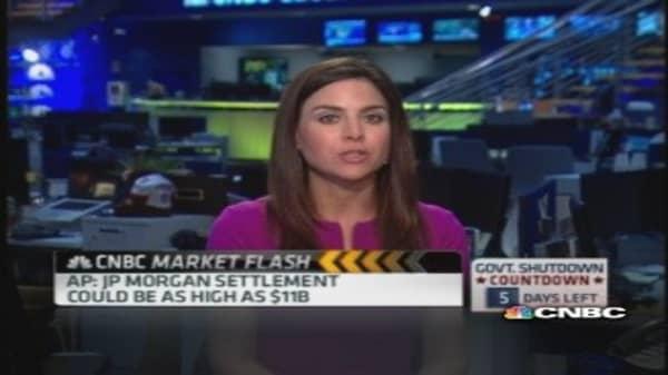 JPMorgan settlement to reach $11 billion?