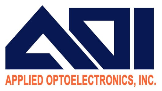 Applied Optoelectronics, Inc. logo