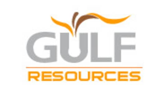 Gulf Resources, Inc. logo