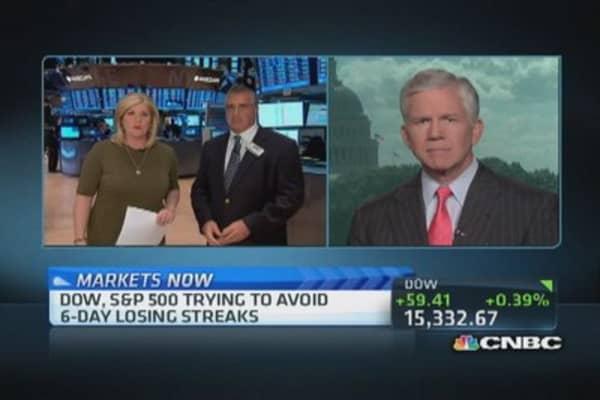 Market check ahead of Q4