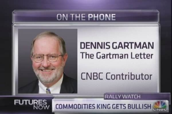 Gartman: Why I'm buying stocks