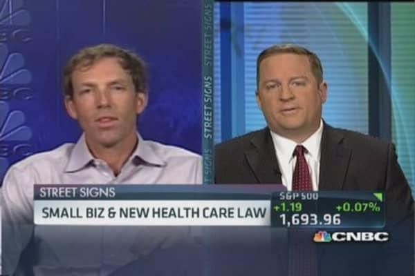 Small biz & new health care law