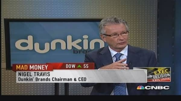 Dunkin CEO: Will do a better job in China