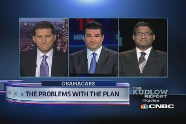 The problems with Obamacare