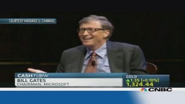 Bill Gates: Ctrl-Alt-Delete function 'a mistake'