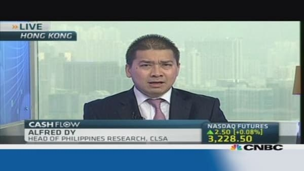 Philippines is now a net global lender
