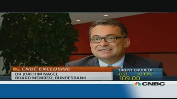 Bundesbank's Nagel: Politicians must learn from the past