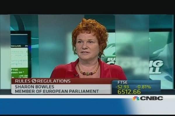 Large banker bonuses a 'perverse incentive': Politician