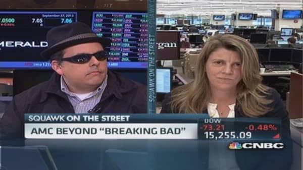 AMC beyond 'Breaking Bad'