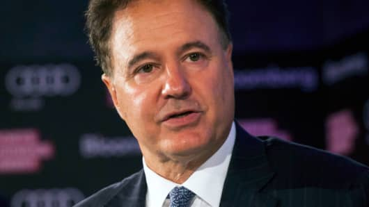 Stephen G. Pagliuca, managing director of Bain Capital LLC