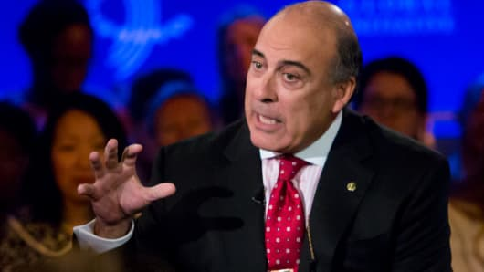 Muhtar Kent, CEO of The Coca Cola Company