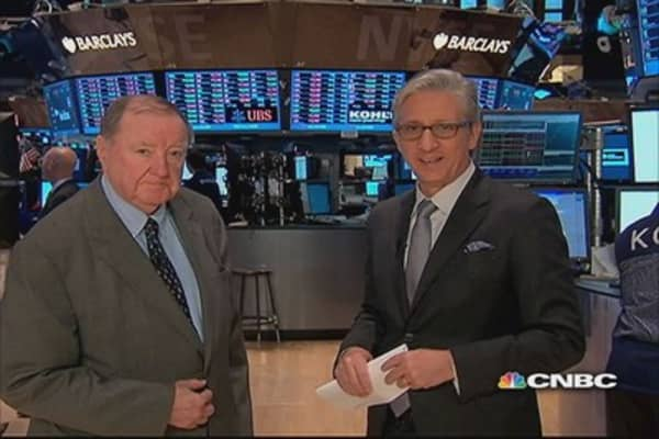 Cashin: Traders looking for 'Cinderella move'