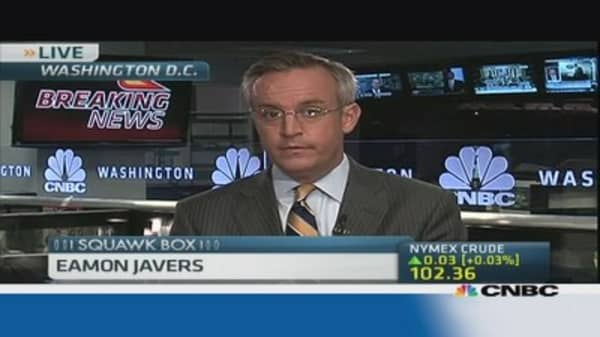 CNBC live from Washington: US government shutdown looms