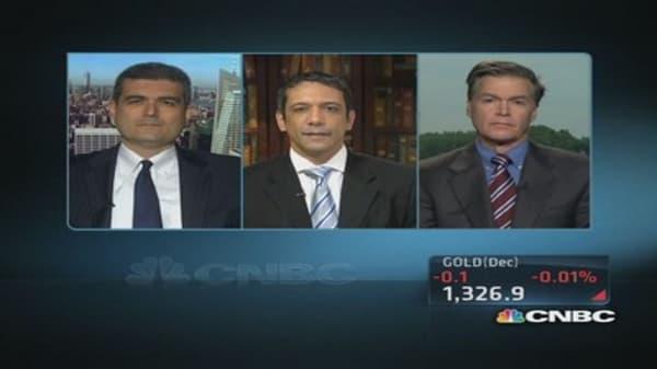 Shutdown 'halfhearted'; Fed taper off the table: Pro