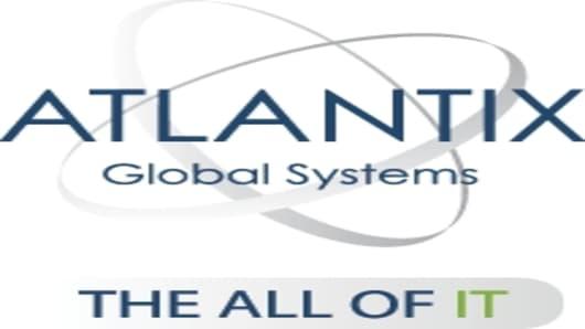 Atlantix Global Systems Logo